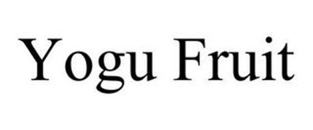 YOGU FRUIT