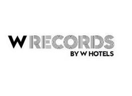 W RECORDS BY W HOTELS