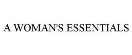 A WOMAN'S ESSENTIALS