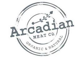 ARCADIAN MEAT CO. ORGANIC & NATURAL