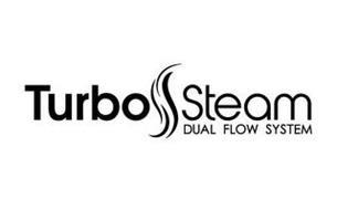 TURBO STEAM DUAL FLOW SYSTEM