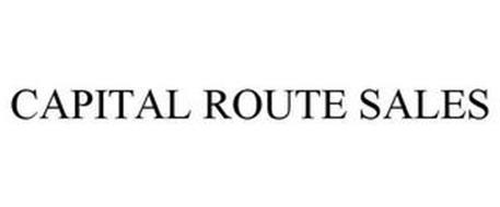 CAPITAL ROUTE SALES