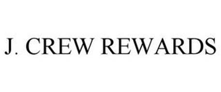J. CREW REWARDS