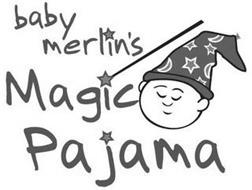 BABY MERLIN'S MAGIC PAJAMA