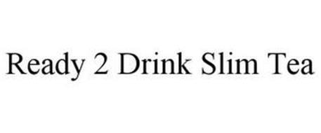 READY 2 DRINK SLIM TEA