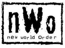NWO NEW WORLD ORDER