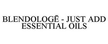 BLENDOLOGE - JUST ADD ESSENTIAL OILS