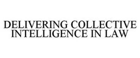 DELIVERING COLLECTIVE INTELLIGENCE IN LAW