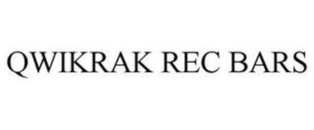 QWIKRAK REC BARS