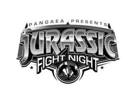 PANGAEA PRESENTS JURASSIC FIGHT NIGHT