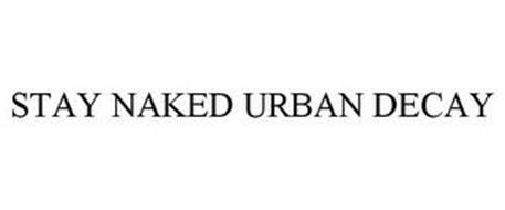 STAY NAKED URBAN DECAY