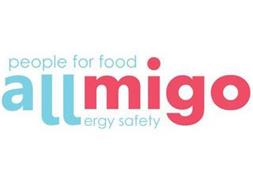 ALLMIGO PEOPLE FOR FOOD ALLERGY SAFETY