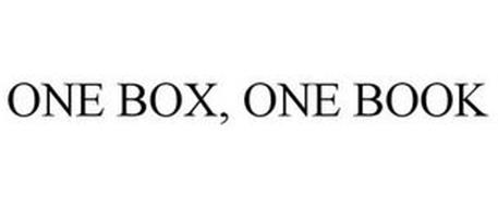 ONE BOX, ONE BOOK