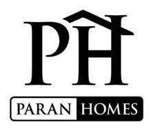 P H PARAN HOMES