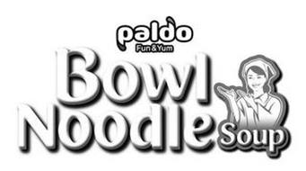 PALDO FUN & YUM BOWL NOODLE SOUP
