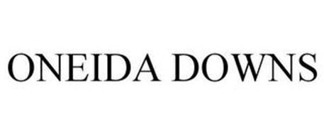 ONEIDA DOWNS