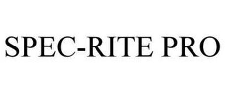 SPEC-RITE PRO