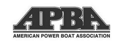 APBA AMERICAN POWER BOAT ASSOCIATION