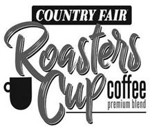 COUNTRY FAIR ROASTERS CUP COFFEE PREMIUM BLEND