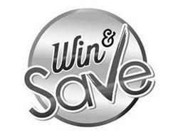 WIN & SAVE