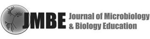 JMBE JOURNAL OF MICROBIOLOGY & BIOLOGY EDUCATION