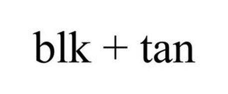 BLK + TAN