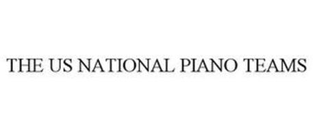 THE US NATIONAL PIANOTEAMS