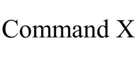 COMMAND X