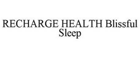 RECHARGE HEALTH BLISSFUL SLEEP