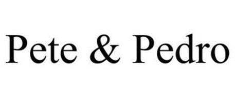 PETE & PEDRO