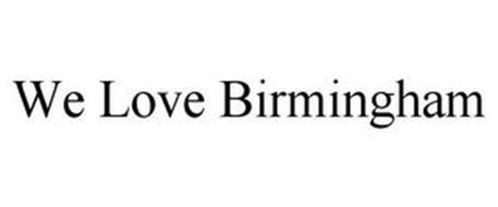WE LOVE BIRMINGHAM