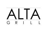 ALTA GRILL