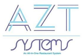 AZT SYSTEMS - AN ALL-IN-ONE RESTAURANT SYSTEM