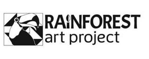 RAINFOREST ART PROJECT