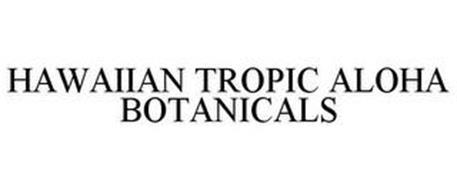 HAWAIIAN TROPIC ALOHA BOTANICALS