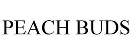 PEACH BUDS