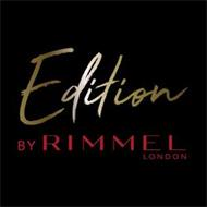 EDITION BY RIMMEL LONDON