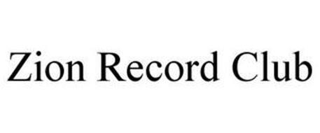 ZION RECORD CLUB