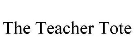 THE TEACHER TOTE