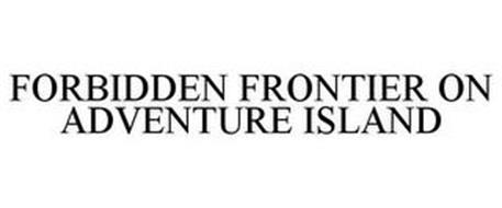FORBIDDEN FRONTIER ON ADVENTURE ISLAND