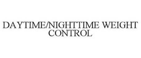 DAYTIME/NIGHTTIME WEIGHT CONTROL