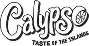CALYPSO TASTE OF THE ISLANDS