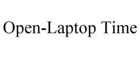 OPEN-LAPTOP TIME