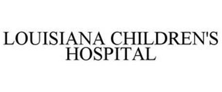 LOUISIANA CHILDREN'S HOSPITAL