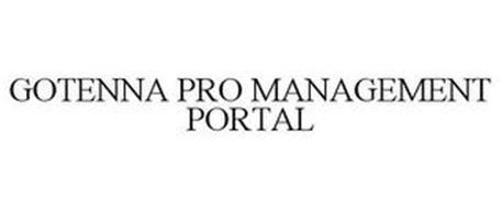 GOTENNA PRO MANAGEMENT PORTAL