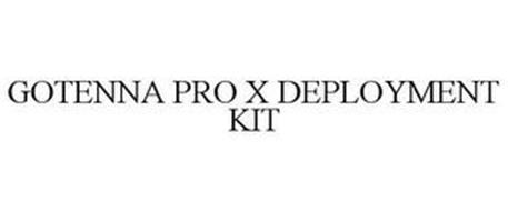 GOTENNA PRO X DEPLOYMENT KIT