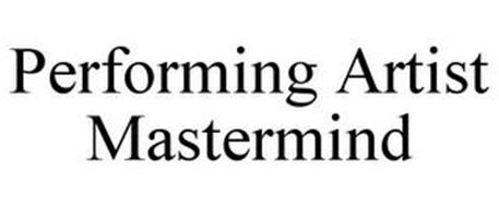 PERFORMING ARTIST MASTERMIND