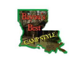 BAYOU'S BEST CAMPSTYLE