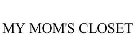 MY MOM'S CLOSET
