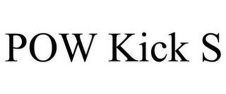 POW KICK S